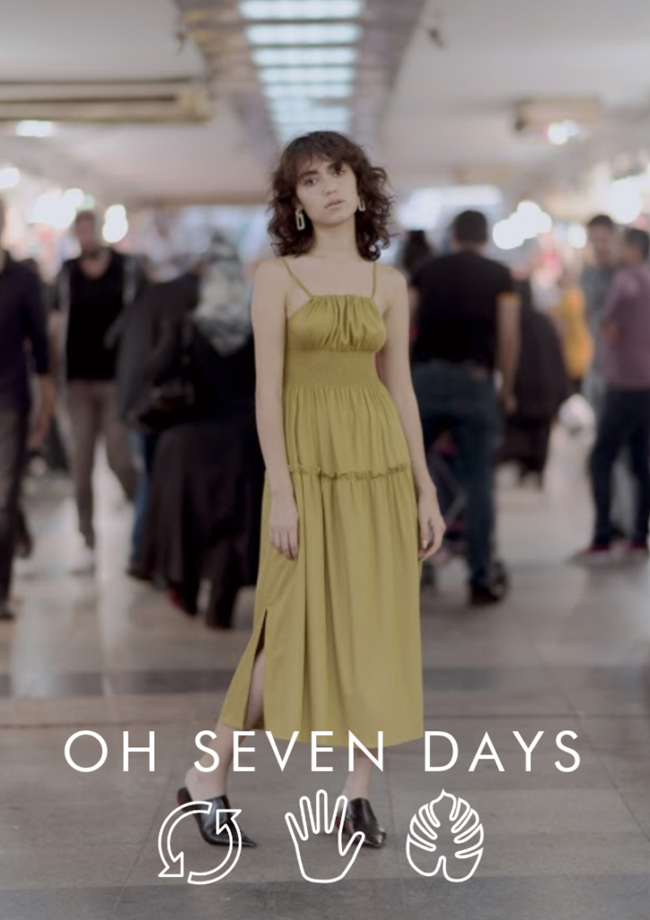 ETHICAL BRAND GUIDE – OH SEVEN DAYS